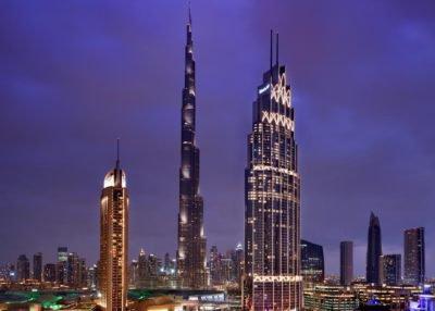 Address Boulevard Dubai